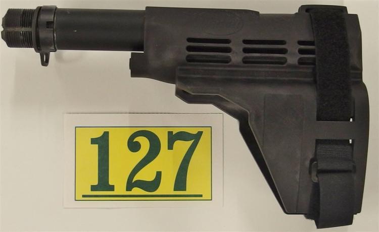 SIG SAUER AR-15 Pistol Stabilizing Arm Brace