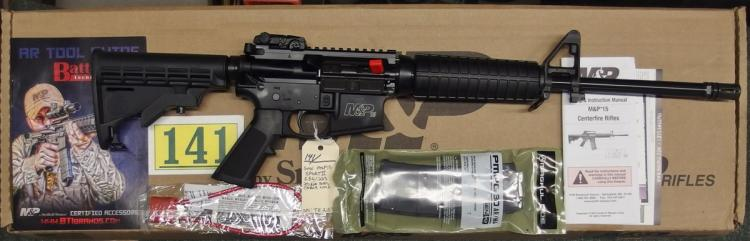 SMITH & WESSON Model M&P®15 Sport II 5.56/.223 Semi-Auto Rifle, NIB