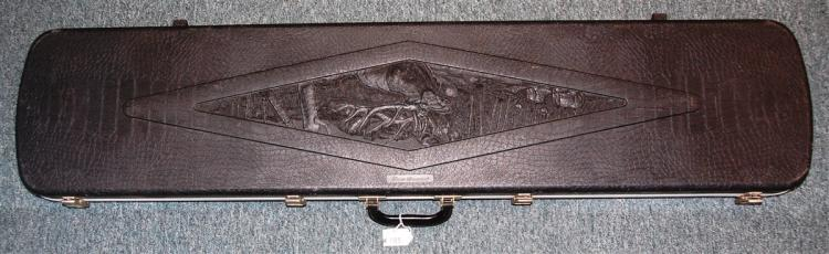 Gun Guard Hard Plastic Long Gun Case, Deer Scene, 52 x 12