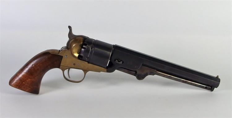 Lot 2: BLACK POWDER 44 cal. REVOLVER
