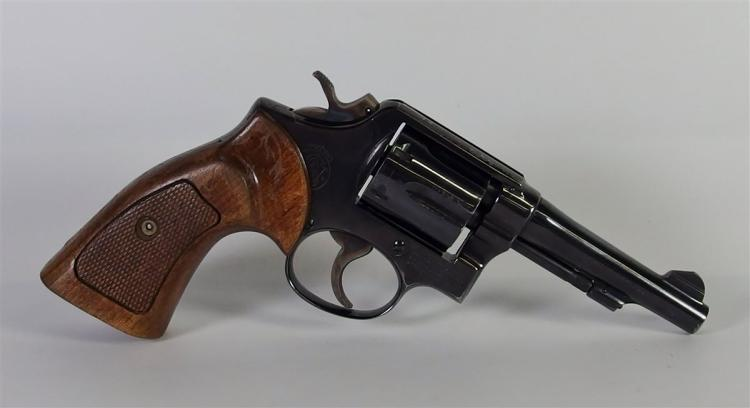 SMITH & WESSON (S&W) C.T.G. REVOLVER 38 cal Special