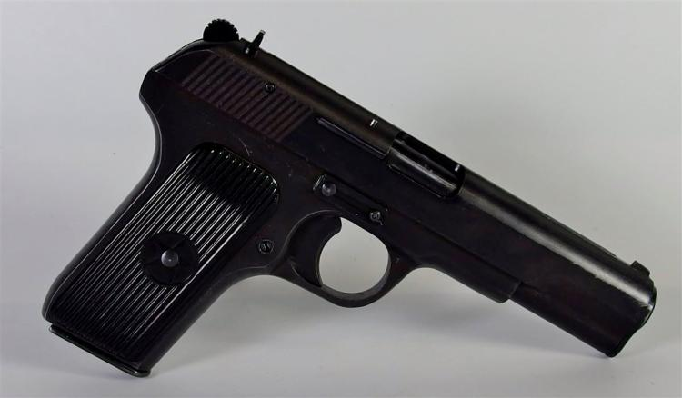 CHINESE Semi-Auto PISTOL 9mm