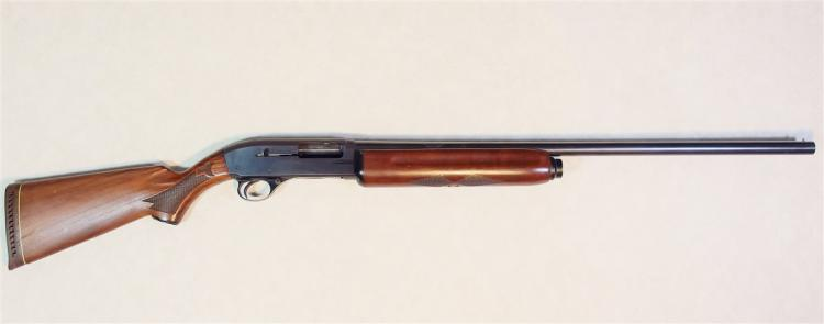 HIGH STANDARD SUPERMATIC DELUXE Model C1200 12g SHOTGUN