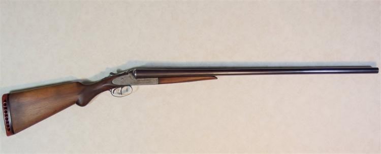 TOBIN ARMS MFG CO. Double Barrel 12g SHOTGUN