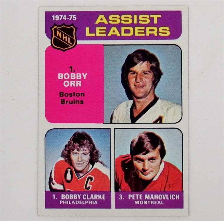 Lot 104: Lot of 4 - Hockey Cards, Bobby Orr