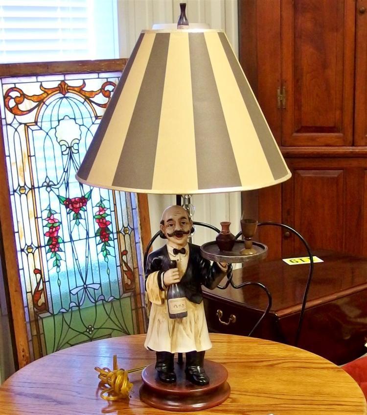 Waiter Lamp, 29H
