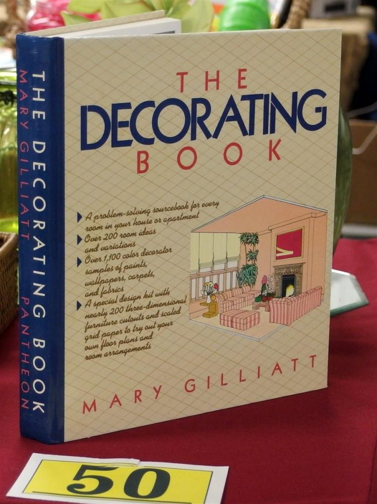The Decorating Book by Mary Gilliantt, 1983