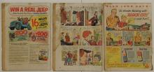 Lot 32: 3- 2 ROY ROGERS - 1954 Vol. 1 #78 & #84, Queen of the West DALE EVANS 1954 #3 Dell Western Comic Books