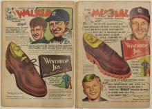 Lot 38: 2 TOM MIX Cowboy Western - 1948 Vol 1 #4 - 1948 Vol 2 #10 - Fawcett Comic Books
