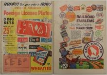 Lot 39: 2 GENE AUTRY - 1954 Vol 1 #84 - 1954 Vol 1 #90 Dell Western Cowboy Comic Books