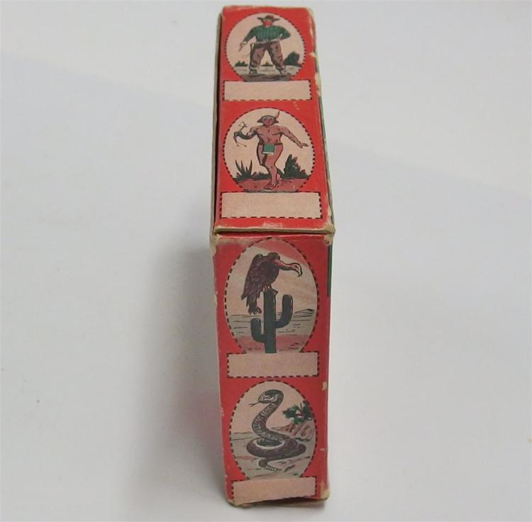 "Lot 53: HOPALONG CASSIDY Horse ""Topper"" in Pure Castile Soap, Cut-out Box"