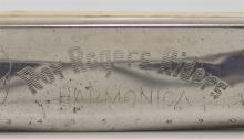 Lot 63: 1950's ROY ROGERS Riders King of the Cowboys Harmonica