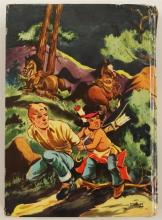 Lot 98: Chapter Book: RED RYDER & Gun-Smoke Gold by Jerry McGill, 1954