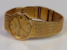 "Lot 141: 1982 Accutron Swiss Mens Watch, 8"", Need service."
