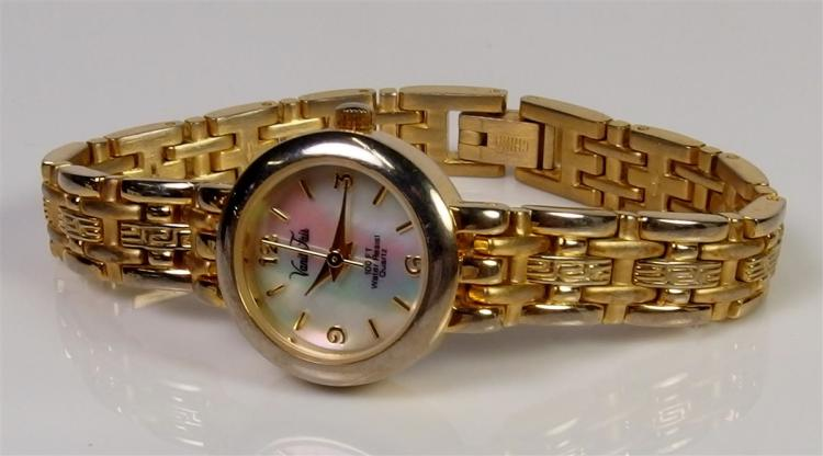 Lot 145: Vanity Fair Ladies Watch, 100' Water Resistant