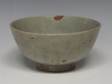 Chinese Celadon Crackle Glaze Bowl