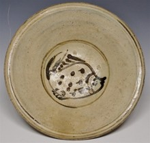Sawankhalok Ware Bowl with Fish Design