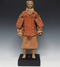 Chinese Warrior Model