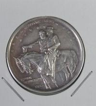 Lot 22: Stone Mountain Commemorative Silver Half Dollar