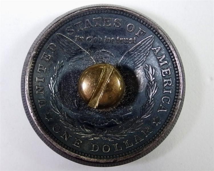 Lot 33: MORGAN Silver Dollar Conch