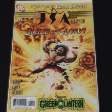 Lot 51: 24 Uncirculated and Boarded JSA & JLA Comics