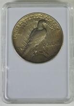Lot 65: 1935-S 90% Silver PEACE Dollar
