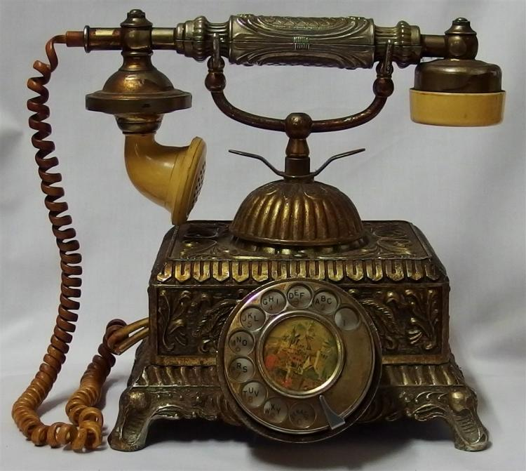 Vintage French Style Telephone