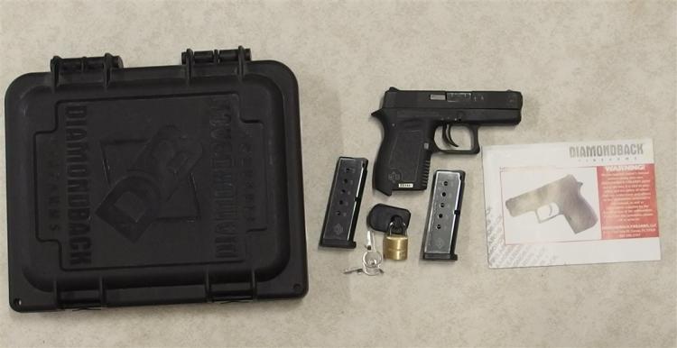 DIAMONDBACK Model DB380ACP Pistol