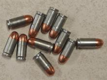 Lot 8R: 311 Rounds .380 ACP