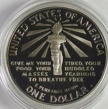 Lot 142: USA LIBERTY 90% Silver Dollar Proof