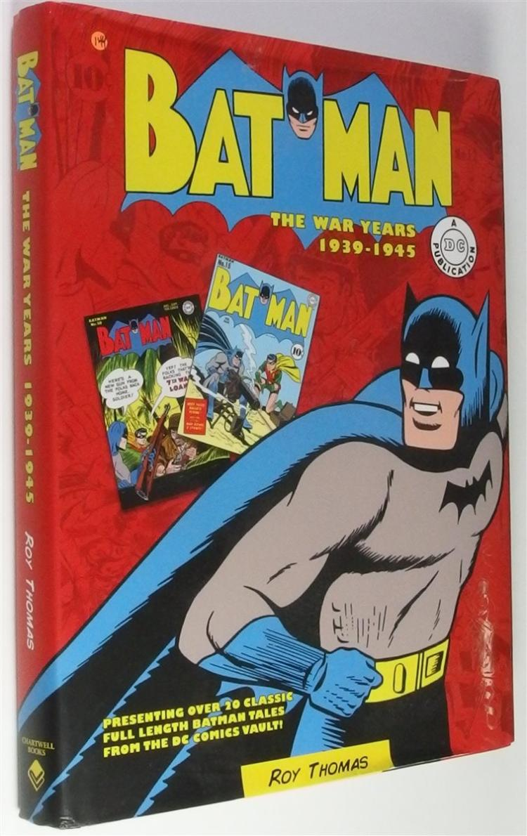 BATMAN Comics 1939-1945 The War Years