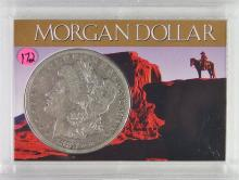 Lot 172: 1882-CC Carson City MORGAN Dollar