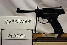 Marksman Plainsman