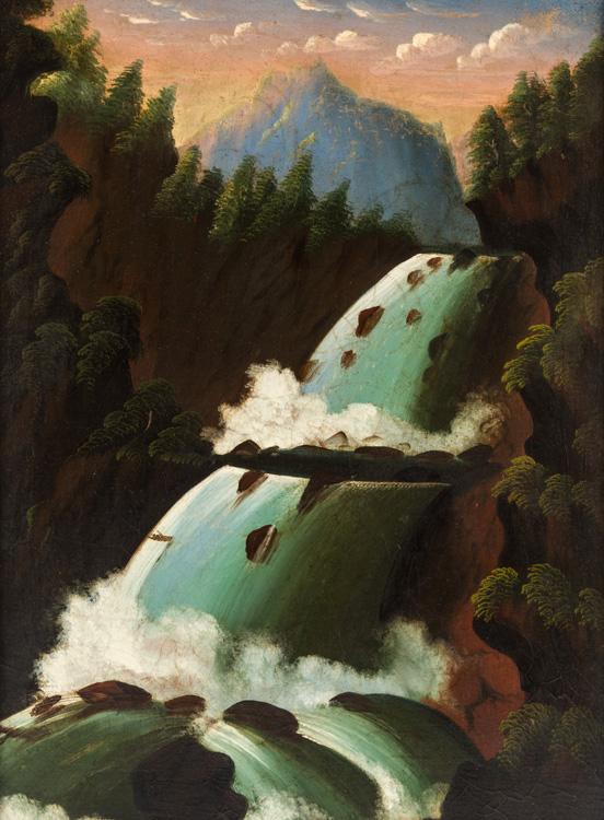 THOMAS CHAMBERS (AMERICAN 1808-1869)