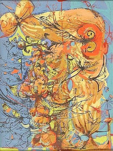 DIMITRI PETROV (RUSSIAN-AMERICAN 1919-1986),