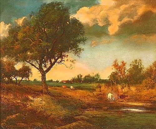 PATRICK VINCENT BERRY (AMERICAN 1852-1922),