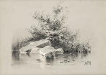 LEV FELIKSOVICH LAGORIO (RUSSIAN 1826-1905)