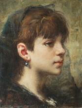 ATTRIBUTED TO ALEXEI HARLAMOFF (RUSSIAN 1840-1925)