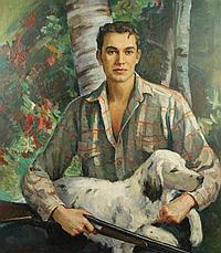 NICHOLAS BASIL HARITONOFF (RUSSIAN-AMERICAN