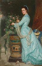 CHARLES EDOUARD BOUTIBONNE (FRENCH 1816-1897)