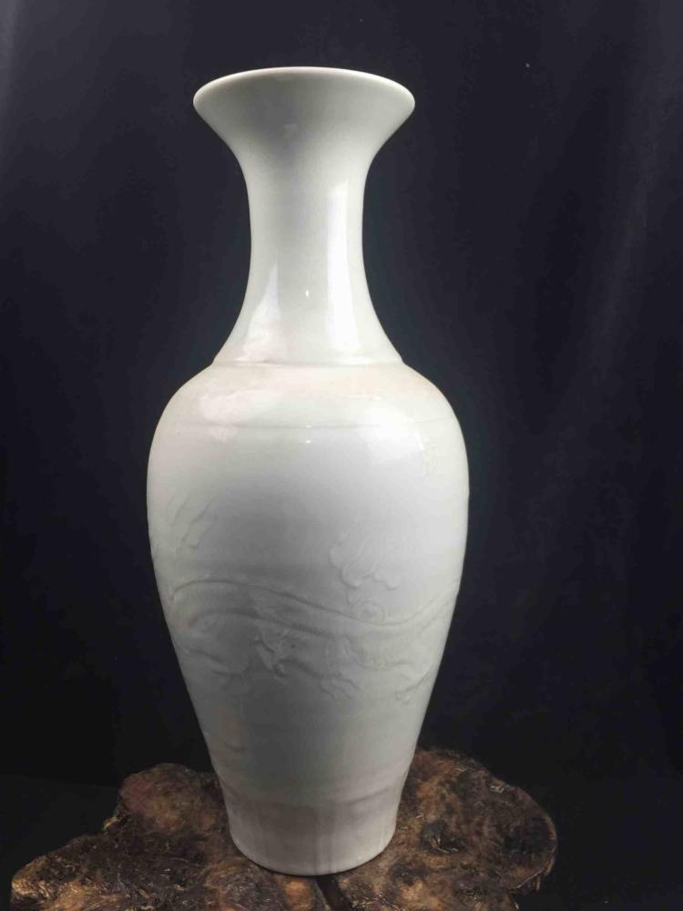 Huge Chinese Fine Porcelain Vase