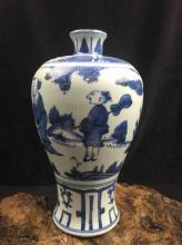 Chinese Blue & white Jars