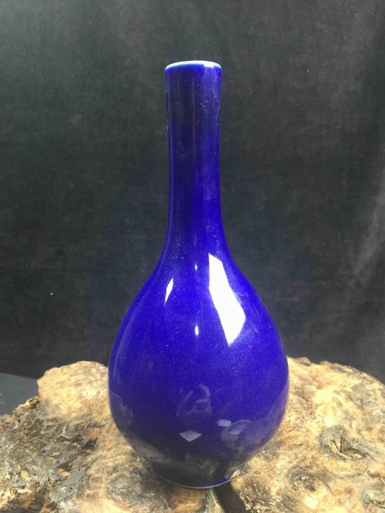 Fine Chinese Blue Vase