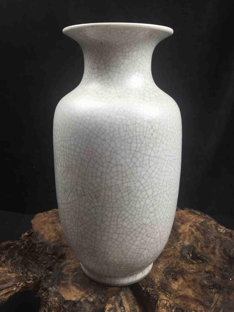 Chinese White Porcelain Vase