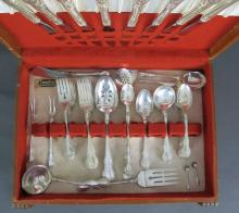 62 Pieces Towle Sterling Flatware
