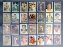 93 - 1957 Topps Baseball Cards