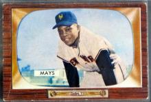 1955 Bowman Baseball Card