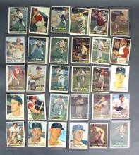 44 - 1957 TOPPS Baseball Cards