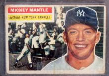 Mickey Mantle Baseball Card