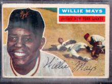 Wiilie Mays Baseball Card